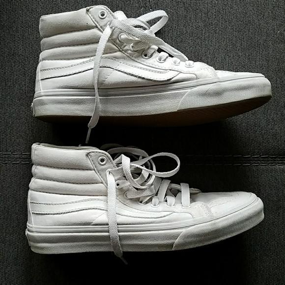 653972b064 Vans Shoes - Vans Sk8-Hi Slim Core Classics - Unisex style
